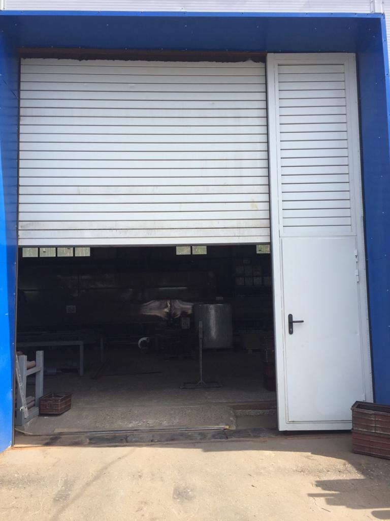 Рулонные ворота AL-120