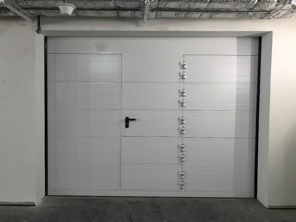 Противопожарные Секционные ворота FireTechnics-S EI 60/EI 90